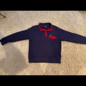 Patagonia Snap Button Fleece